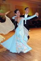 Simone Daniele & Elisa Chanaa at Celtic Classic 2005