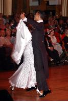 Alex Hou &amp; Melody Hou at Blackpool Dance Festival 2004
