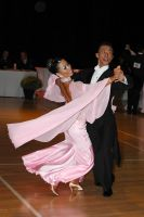 Alex Hou &amp; Melody Hou at The International Championships