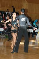 Alex Hou & Melody Hou at Crystal Palace Cup 2005
