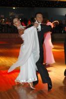 Alex Hou & Melody Hou at Imperial 2005
