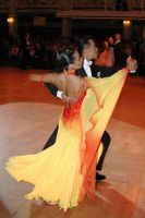 Alex Hou &amp; Melody Hou at Blackpool Dance Festival 2005