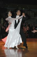 Alex Hou & Melody Hou at Dutch Open 2005