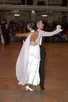 Michael Glikman & Milana Deitch at Blackpool Dance Festival 2005