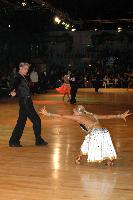 Kirill Belorukov & Elvira Skrylnikova at Dutch Open 2007