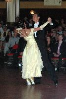 Luca Rossignoli & Veronika Haller at Blackpool Dance Festival 2004