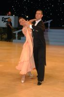 Luca Rossignoli & Veronika Haller at UK Open 2006