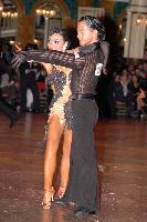 Ke Qiang Shao & Na Yang at Blackpool Dance Festival 2004