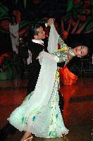 Kota Shoji & Nami Shoji at Crystal Palace Cup 2004