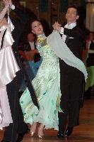 Kota Shoji & Nami Shoji at Blackpool Dance Festival 2004
