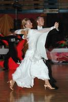 Alexandre Chalkevitch & Larissa Kerbel at Crystal Palace Cup 2005