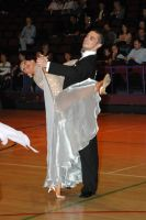 Grant Barratt-thompson & Mary Paterson at International Championships 2005