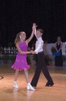 Luke Miller & Hanna Cresswell at The International Championships