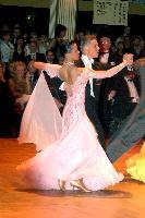 Sergei Konovaltsev & Olga Konovaltseva at Blackpool Dance Festival 2004
