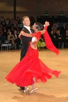 Sergei Konovaltsev & Olga Konovaltseva at UK Open 2006