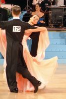 Sergei Konovaltsev & Olga Konovaltseva at UK Open 2004