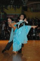 Ruslan Golovashchenko & Olena Golovashchenko at Dutch Open 2007