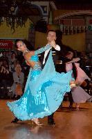 Ruslan Golovashchenko & Olena Golovashchenko at Dutch Open 2007