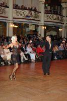 Slawomir Lukawczyk & Edna Klein at Blackpool Dance Festival 2005