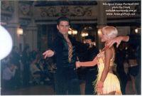 Jurij Batagelj & Jagoda Batagelj at Blackpool Dance Festival 2003