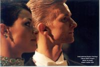 Andrzej Sadecki & Karina Nawrot at International Dance Festival - Zabrze 2003