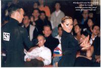 Eugene Katsevman & Maria Manusova at Blackpool Dance Festival 2003
