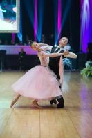 Artem Esayan & Tatyana Tyumentseva at Amber Couple