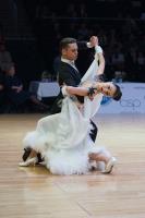 Mateusz Brzozowski & Justyna Mozdzonek at Amber Couple