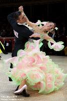Isaia Berardi & Cinzia Birarelli at International Championships 2008