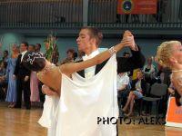 Andrejs Rogovenko & Viktorija Triscuka at Vidzeme 2004