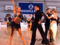 Vladimirs Kurcevskijs & Elina Ozolina at Deju Virpuli 2004