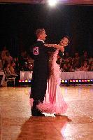Domen Krapez & Monica Nigro at Embassy Ball 2006