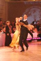 Arunas Bizokas & Edita Daniute at Embassy Ball 2006