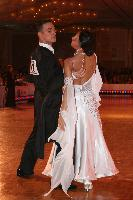Benedetto Ferruggia & Claudia Köhler at Embassy Ball 2006