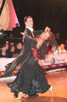 Egor Abashkin & Katya Kanevskaya at Embassy Ball 2006