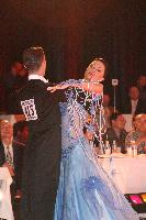Paolo Bosco & Silvia Pitton at Embassy Ball 2006