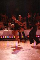 Eugene Katsevman & Maria Manusova at Embassy Ball 2006