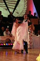 Ikaika Dowsett & Jula Walker at Embassy Ball 2006
