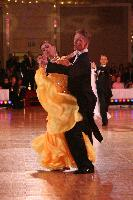 Sergei Konovaltsev & Olga Konovaltseva at Embassy Ball 2006