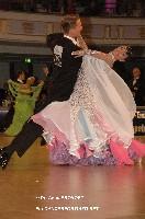 Domen Krapez & Monica Nigro at World Professional Standard Championship