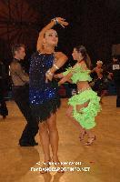 Vyacheslav Benko & Elena Klepikova at 51st City of Gold Cup