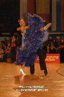Francesco Galuppo & Debora Pacini at