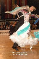 Valeriy Pavlov & Ekaterina Karaschuk at Austrian Open Championships 2011