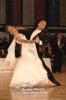 Nikolai Darin & Natalya Seredina at Austrian Open Championships 2011