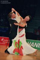 Andrzej Sadecki & Karina Nawrot at 7th World Games 2005