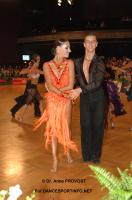 Kirill Pavlov & Anna Argun at