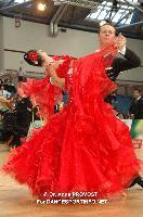 Virgiliu Bumbu & Kamila Sakowska at 2012 WDSF EUROPEAN DanceSport Championships Standard