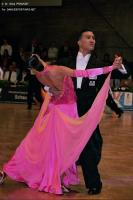 Victor Fung & Anna Mikhed at German Open 2005