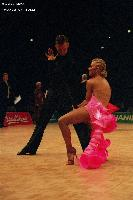 Dmytro Vlokh & Olga Urumova at 7th World Games 2005