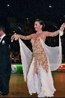 Benedetto Ferruggia & Claudia Köhler at ARD Masters Gala 2004 - Essen